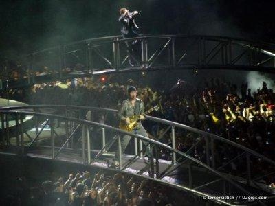 U2//360° TOUR//2011 MEXICO AZTECA STADIUM 11 MAI 2011