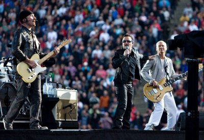 U2//360 TOUR//2011 EDMONTON COMMONWEALTH STADIUM 1 JUIN 2011
