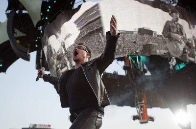 U2//360 TOUR//2011 EAST LANSING SPARTAN STADIUM 26 JUIN 2011