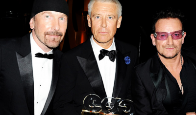 THE EDGE//ADAM CLAYTON//BONO