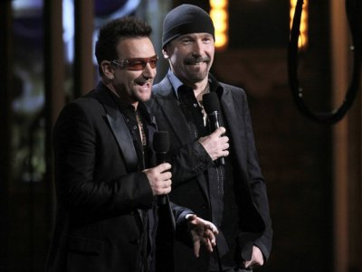 BONO//THE EDGE//ALBUM//2012