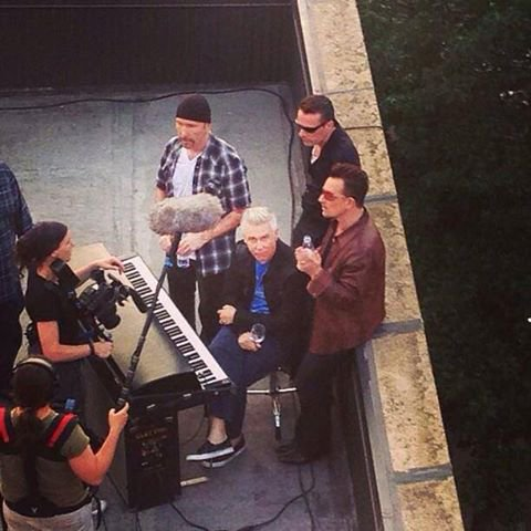 U2//MANHATTAN