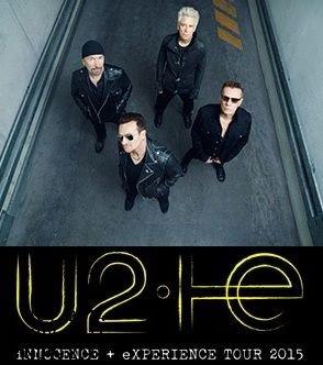 U2//INNOCENCE + EXPERIENCE TOUR/2015