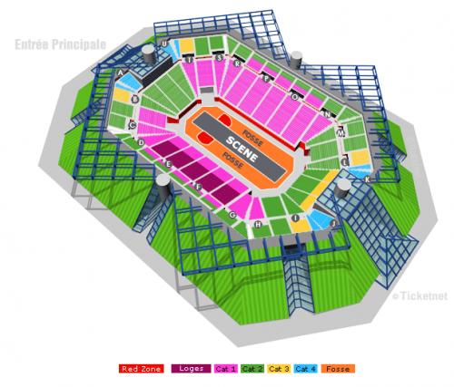 U2//INNOCENCE + EXPERIENCE TOUR//2015 PARIS BERCY ARENA 10/11 NOVEMBRE 2015