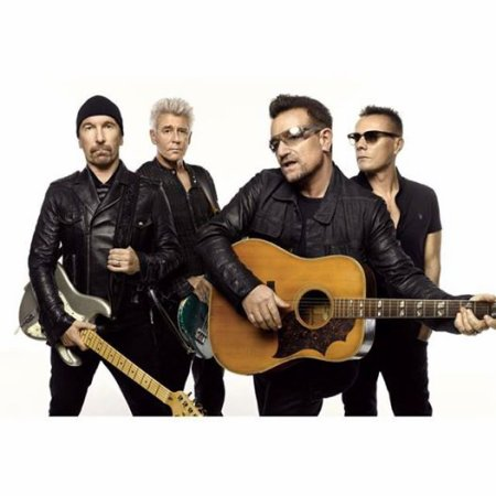 U2//INNOCENCE + EXPERIENCE TOUR//2015 SOLD OUT