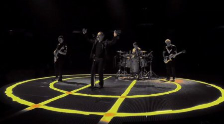 U2//CONCERT PRIVE//PACIFIC COLISEUM//VANCOUVER//2015