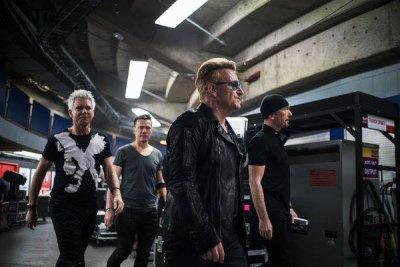 U2//INNOCENCE + EXPERIENCE TOUR//2015 VANCOUVER ROGERS ARENA 14//15 MAI 2015