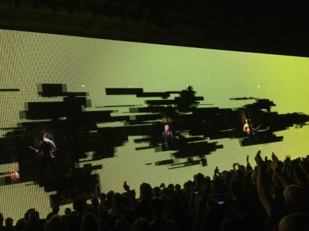 U2//INNOCENCE+EXPERIENCE TOUR//2015 SAN JOSE SAP CENTER 19 MAI 2015