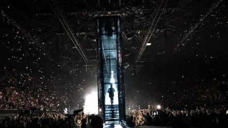 U2//INNOCENCE+EXPERIENCE TOUR//2015 LOS ANGELES THE FORUM 26 MAI 2015