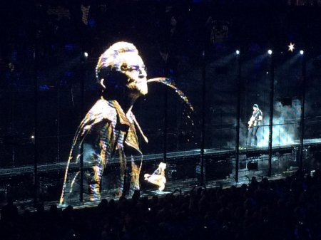 U2//INNOCENCE+EXPERIENCE TOUR//2015 LOS ANGELES THE FORUM 3 JUIN  2015