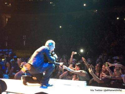 U2//INNOCENCE+EXPERIENCE TOUR//2015 DENVER PEPSI CENTER 7 JUIN 2015
