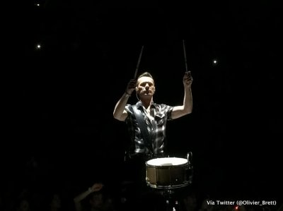 U2//INNOCENCE+EXPERIENCE TOUR//2015 MONTREAL CENTRE BELL 12 JUIN 2015