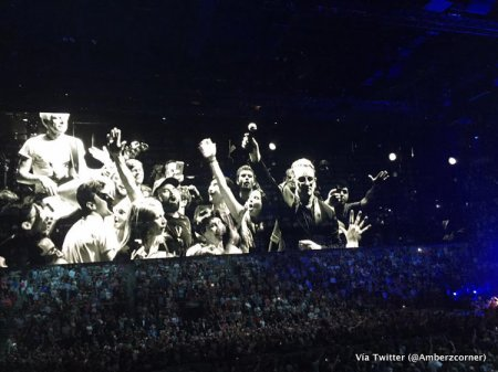 U2//INNOCENCE+EXPERIENCE TOUR//2015 MONTREAL CENTRE BELL 16 JUIN 2015