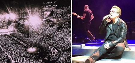 U2//INNOCENCE+EXPERIENCE TOUR//2015 MONTREAL CENTRE BELL 17 JUIN 2015