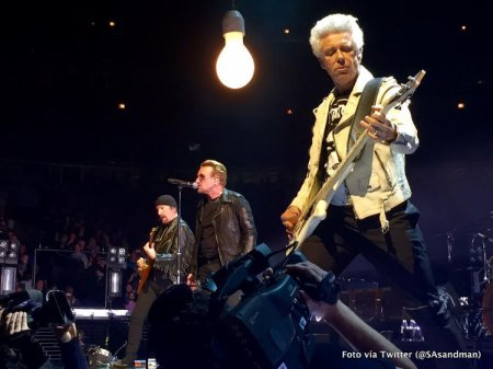 U2//INNOCENCE+EXPERIENCE TOUR//2015 CHICAGO UNITED CENTER 25 JUIN 2015