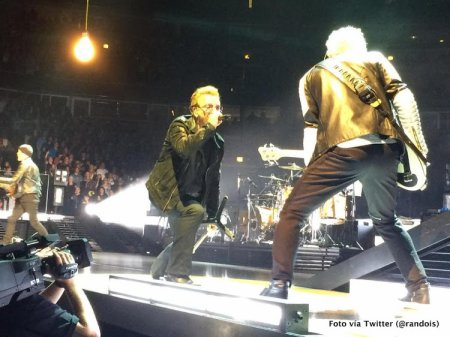 U2//INNOCENCE+EXPERIENCE TOUR//2015 CHICAGO UNITED CENTER 29 JUIN 2015