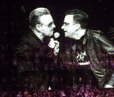 U2//INNOCENCE+EXPERIENCE TOUR//2015 TORONTO AIR CANADA CENTER 6 JUILLET 2015