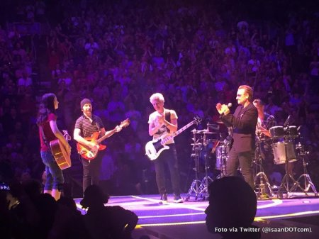 U2//INNOCENCE+EXPERIENCE TOUR//2015 TORONTO AIR CANADA CENTER 7 JUILLET 2015