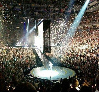 U2//INNOCENCE+EXPERIENCE TOUR//2015 TORONTO AIR CANADA CENTER 7 JUILLET 2015