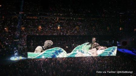 U2//INNOCENCE+EXPERIENCE TOUR//2015 BOSTON TD GARDEN 10 JUILLET 2015