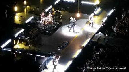 U2//INNOCENCE+EXPERIENCE TOUR//2015 BOSTON TD GARDEN 14 JUILLET 2015