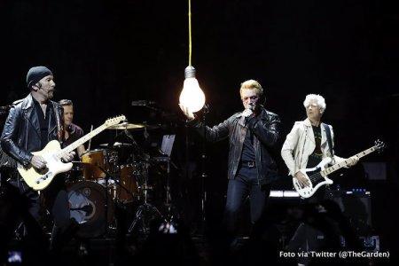 U2//INNOCENCE+EXPERIENCE TOUR//2015 NEW YORK MADISON SQUARE GARDEN 19 JUILLET 2015