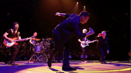 U2//INNOCENCE+EXPERIENCE TOUR//2015 NEW YORK MADISON SQUARE GARDEN 22 JUILLET 2015