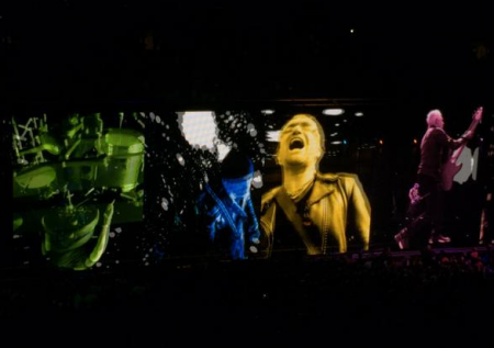 U2//INNOCENCE+EXPERIENCE TOUR//2015 NEW YORK MADISON SQUARE GARDEN 27 JUILLET 2015