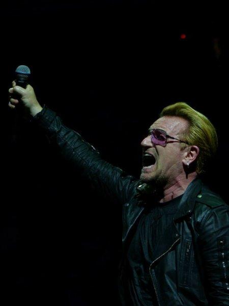 U2//INNOCENCE+EXPERIENCE TOUR//2015 PALA ALPITOUR TURIN 4 SEPTEMBRE 2015