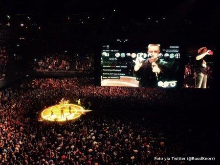 U2//INNOCENCE+EXPERIENCE TOUR//2015 ZIGGO DOME AMSTERDAM 9 SEPTEMBRE 2015