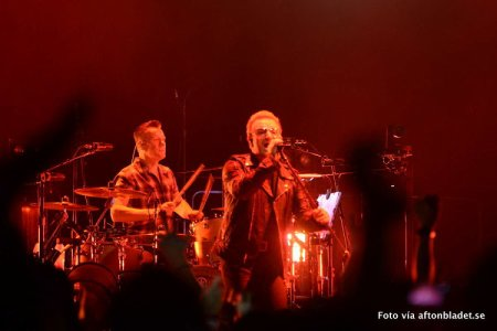 U2//INNOCENCE+EXPERIENCE TOUR//2015 STOCKHOLM ERICSSON GLOBE 16 SEPTEMBRE 2015