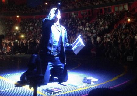 U2//INNOCENCE+EXPERIENCE TOUR//2015 STOCKHOLM ERICSSON GLOBE 17 SEPTEMBRE 2015