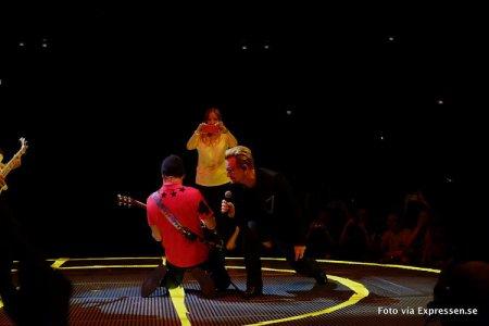 U2//INNOCENCE+EXPERIENCE TOUR//2015 STOCKHOLM ERICSSON GLOBE 21 SEPTEMBRE 2015