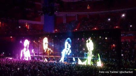 U2//INNOCENCE+EXPERIENCE TOUR//2015 STOCKHOLM ERICSSON GLOBE 22 SEPTEMBRE 2015
