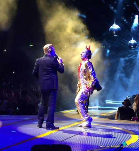 U2//INNOCENCE+EXPERIENCE TOUR//2015 BERLIN MERCEDES BENZ ARENA 25 SEPTEMBRE 2015