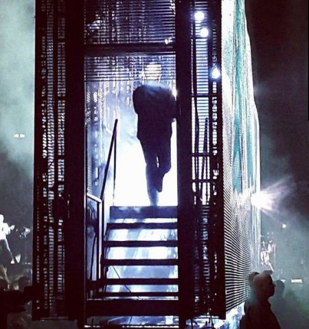 U2//INNOCENCE+EXPERIENCE TOUR//2015 BERLIN MERCEDES BENZ ARENA 29 SEPTEMBRE 2015