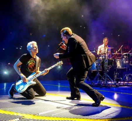 U2//INNOCENCE+EXPERIENCE TOUR//2015 BARCELONE PALAU SANT JORDI 6 OCTOBRE 2015