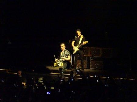 U2//INNOCENCE+EXPERIENCE TOUR//2015 BARCELONE PALAU SANT JORDI 9 OCTOBRE 2015