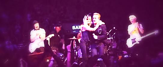 U2//INNOCENCE+EXPERIENCE TOUR//2015 BARCELONE PALAU SANT JORDI 10 OCTOBRE 2015