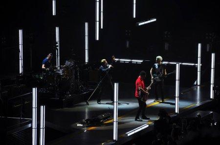 U2//INNOCENCE+EXPERIENCE TOUR//2015 ANVERS SPORTPALEIS 14 OCTOBRE 2015