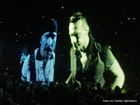 U2//INNOCENCE+EXPERIENCE TOUR//2015 COLOGNE LANXESS ARENA 18 OCTOBRE 2015
