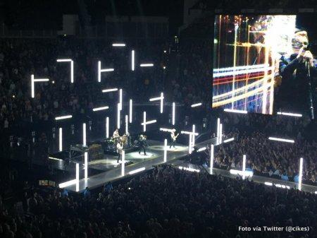 U2//INNOCENCE+EXPERIENCE TOUR//2015 LONDRES O2 ARENA 25 OCTOBRE 2015