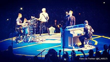 U2//INNOCENCE+EXPERIENCE TOUR//2015 LONDRES O2 ARENA 29 OCTOBRE 2015