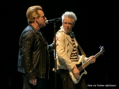 U2//INNOCENCE+EXPERIENCE TOUR//2015 LONDRES O2 ARENA 30 OCTOBRE 2015
