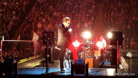 U2//INNOCENCE+EXPERIENCE TOUR//2015 LONDRES O2 ARENA 2 NOVEMBRE 2015