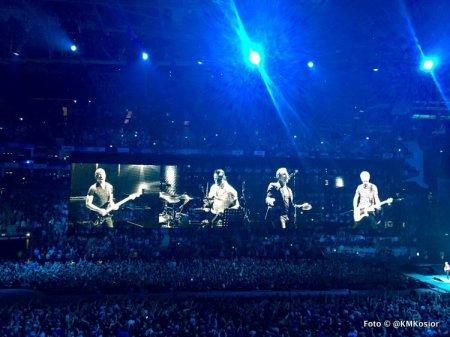 U2//INNOCENCE+EXPERIENCE TOUR//2015 LONDRES O2 ARENA 3 NOVEMBRE 2015