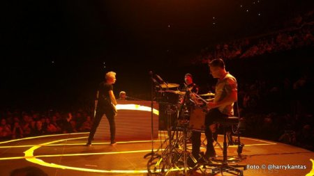 U2//INNOCENCE+EXPERIENCE TOUR//2015 GLASGOW SSE HYDRO 06 NOVEMBRE 2015