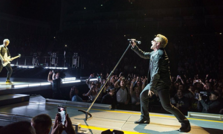 U2//INNOCENCE+EXPERIENCE TOUR//2015 GLASGOW SSE HYDRO 7 NOVEMBRE 2015