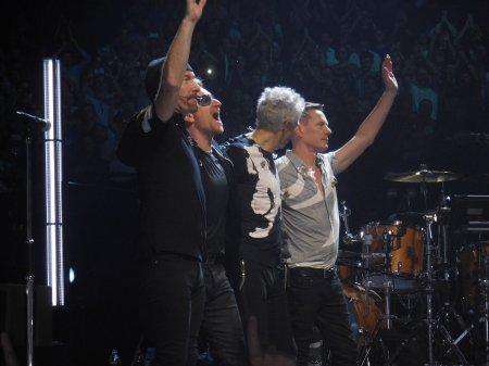 U2//INNOCENCE+EXPERIENCE TOUR//2015 PARIS ACCORHOTELS ARENA 10 NOVEMBRE 2015