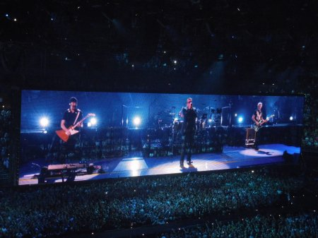 U2//INNOCENCE+EXPERIENCE TOUR//2015 PARIS ACCORHOTELS ARENA 11 NOVEMBRE 2015